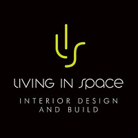 Living in Space logo