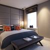 Ennismore Gardens Bedroom