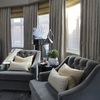 Mount St Mayfair - Living Room