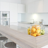 Marylebone Mews House Kitchen with Breakfast Bar
