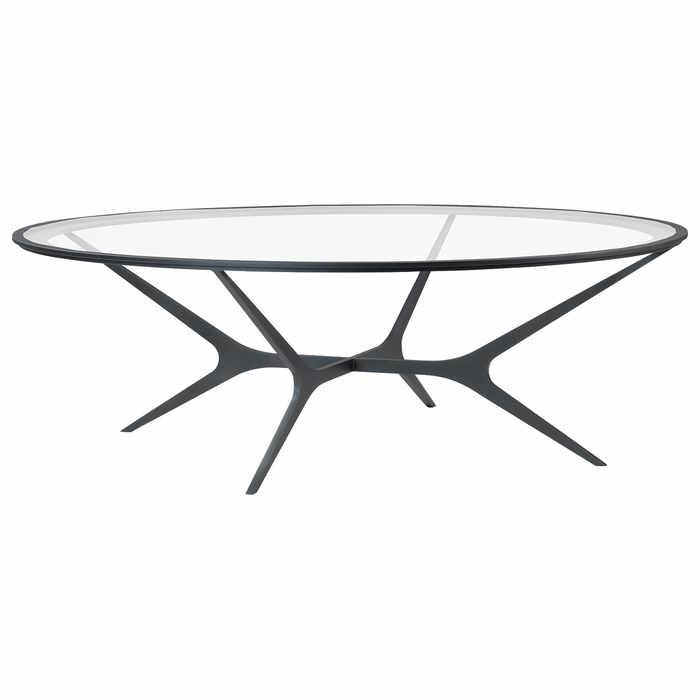 Hondrum Circular Coffee Table