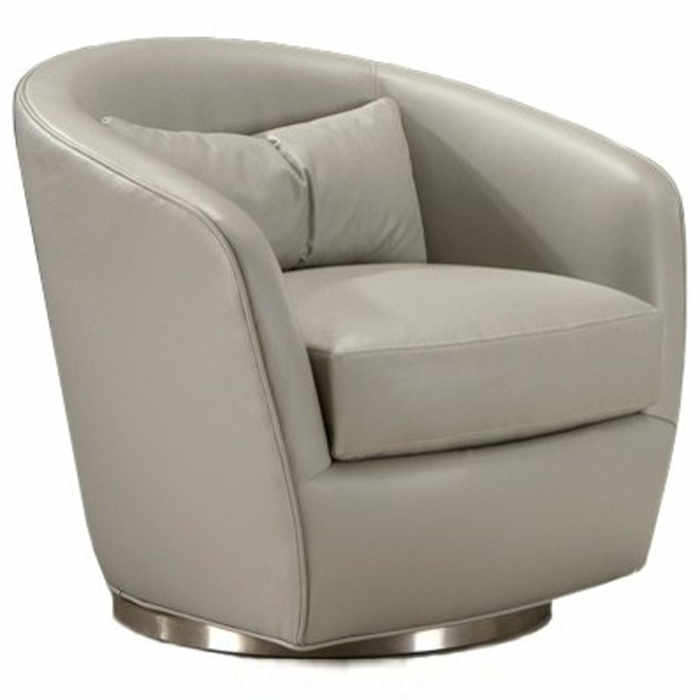 Turn Swivel Armchair