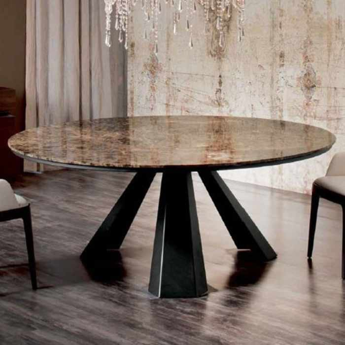 Eliot Round Dining Table