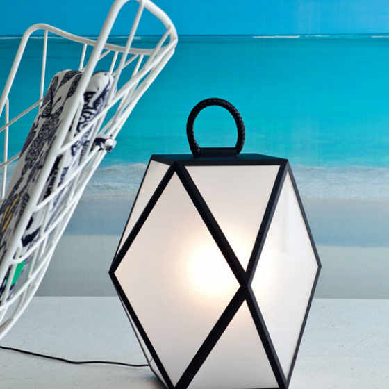Muse Outdoor Floor Lamp