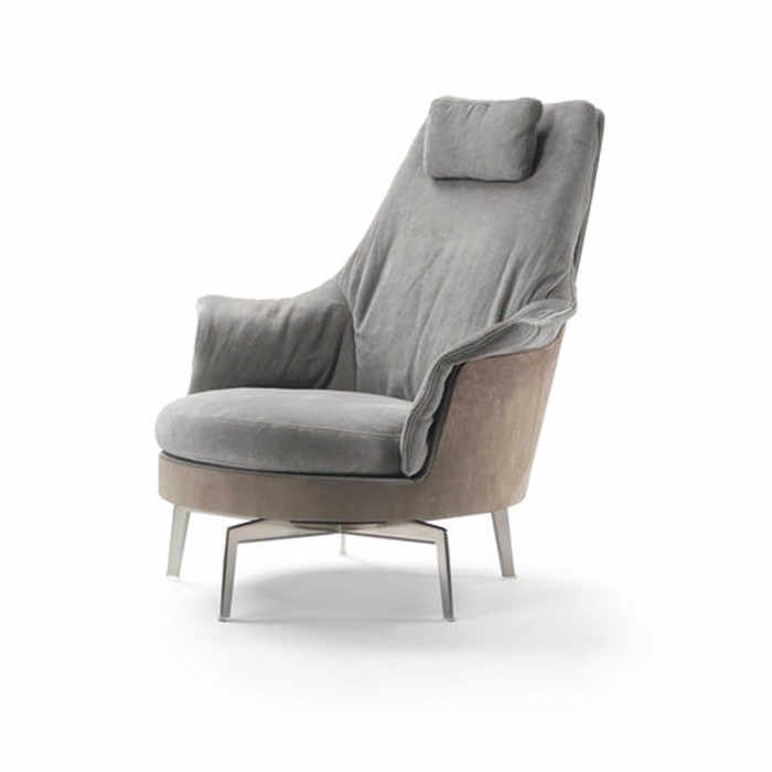 Guscioalto Light Armchair