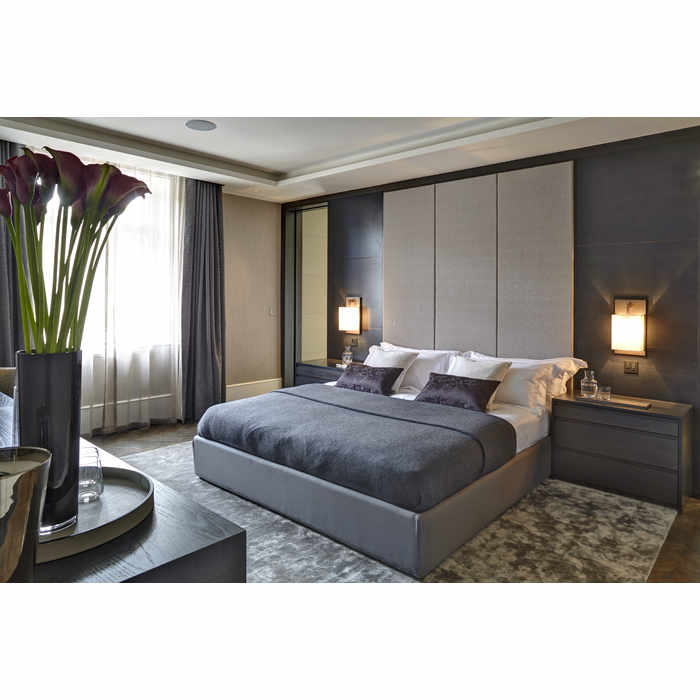 Knightsbridge Penthouse - Bedroom