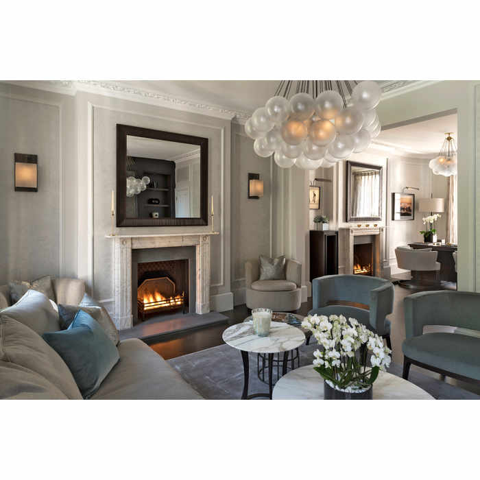 Knightsbridge Residence - Living Room