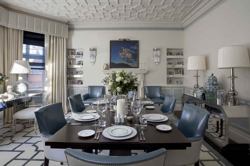 Creating A Stylish Dining Room