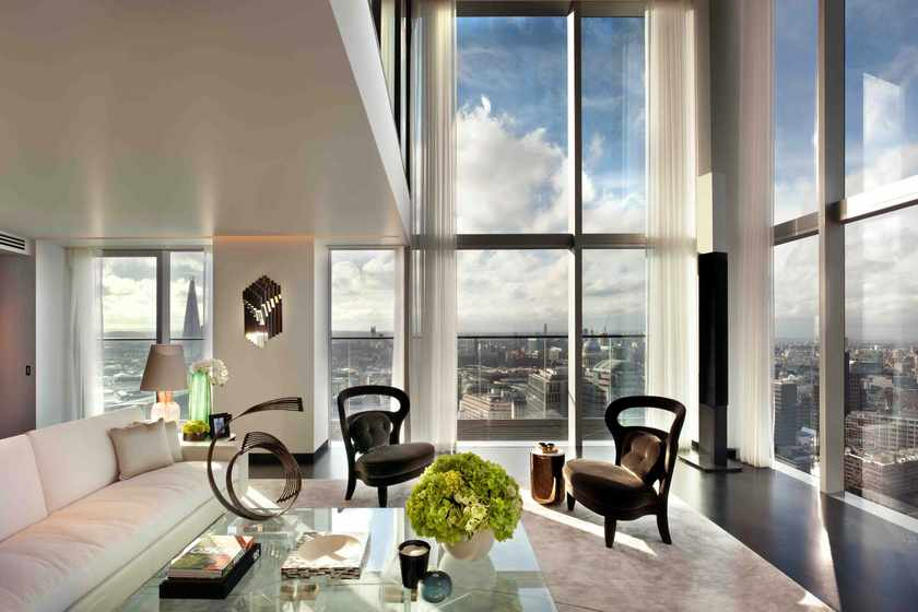 City Slickers: The Heron's South Penthouse