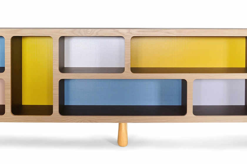 CoucouManou, Colourful Cabinetry And Furniture Design