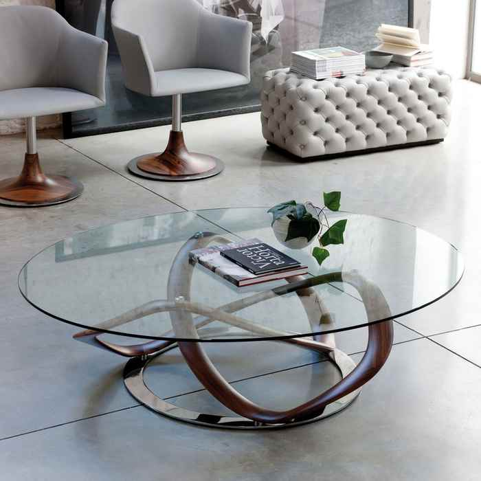 Infinity Coffe Table
