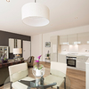 The Syon Show Flat - Dining Room
