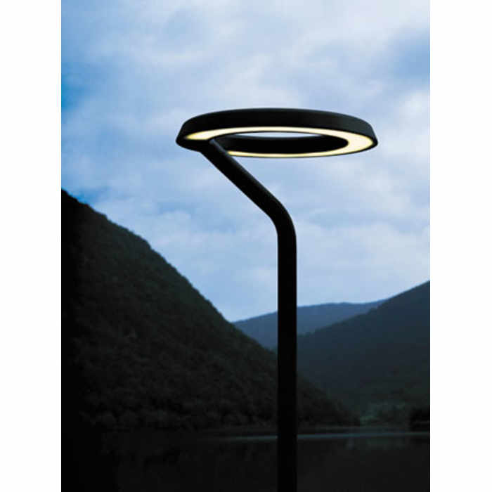 Belvedere Round Outdoor Light