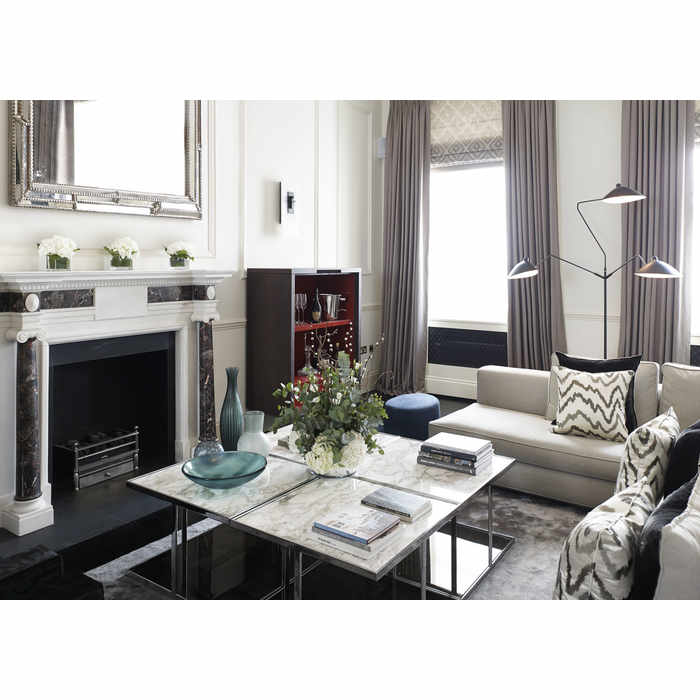 Eaton Place, Belgravia - Living Room