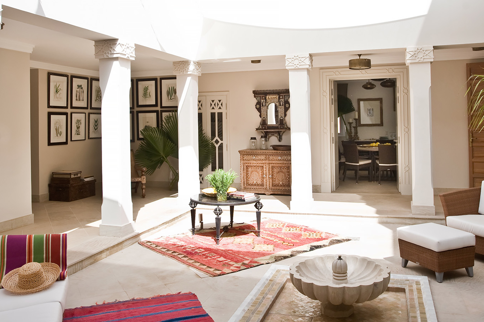 Interior design how to do moroccan style