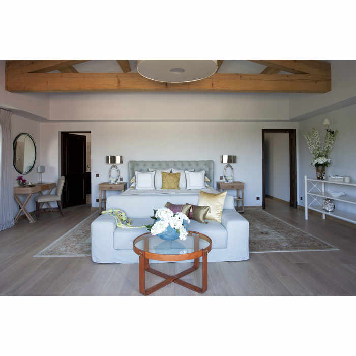 Mougins, South of France - Master Bedroom