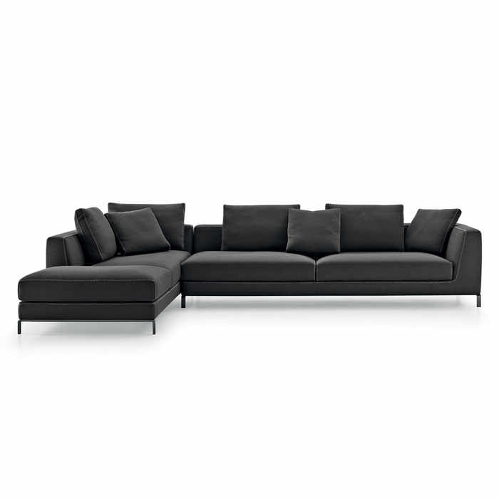 B&B Italia Ray Corner Sofa by Antonio Citterio