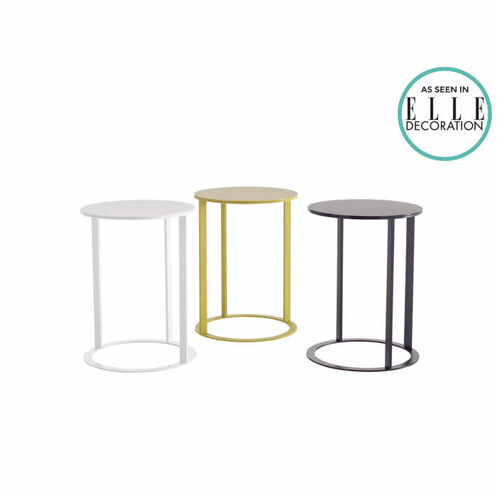 B&B Italia Frank Side Table by Antonio Citterio