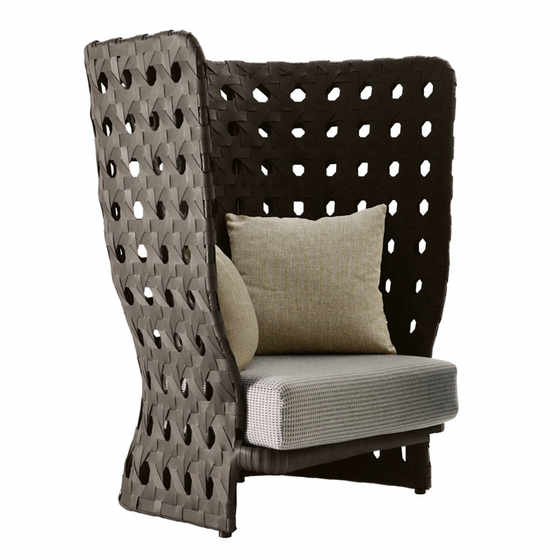 Canasta Outdoor Armchair