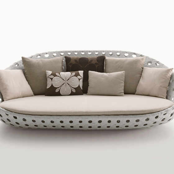 Canasta Outdoor Circular Sofa