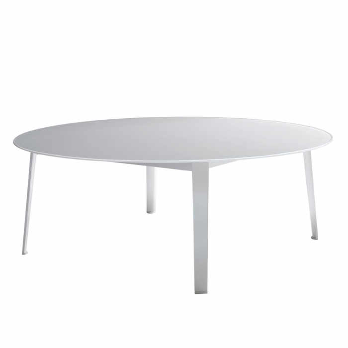 B&B Italia Gelso Outdoor Round Dining Table by Antonio Citterio