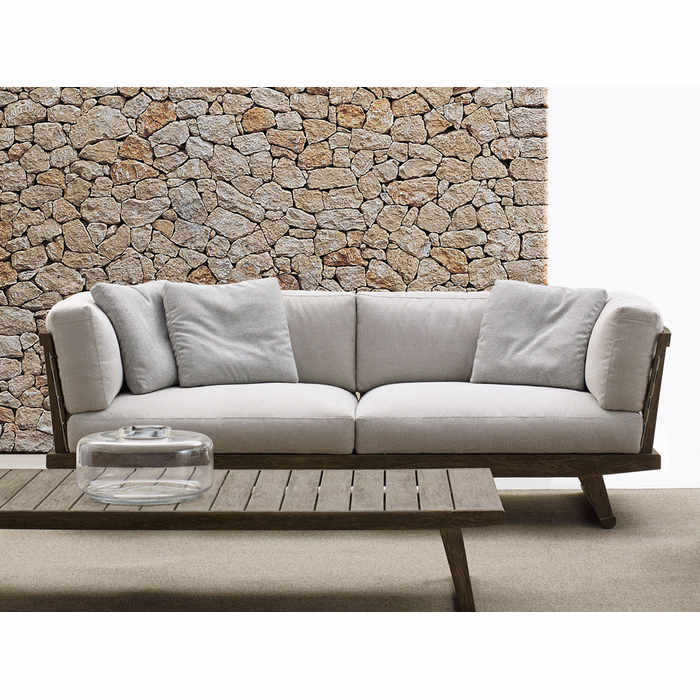 B&B Italia Gio Outdoor Sofa by Antonio Citterio