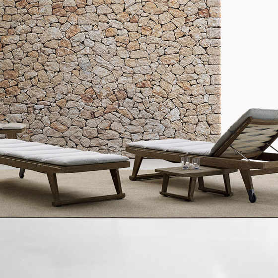 Gio Outdoor Lounger