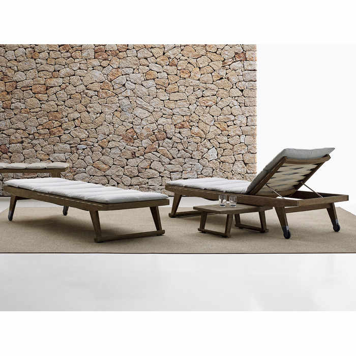 B&B Italia Gio Outdoor Lounger by Antonio Citterio
