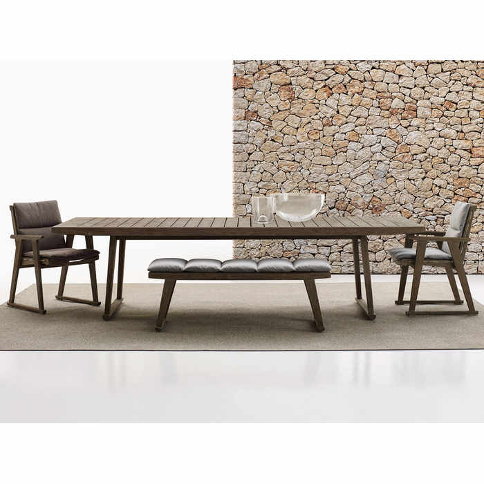 B&B Italia Gio Outdoor Dining Table by Antonio Citterio