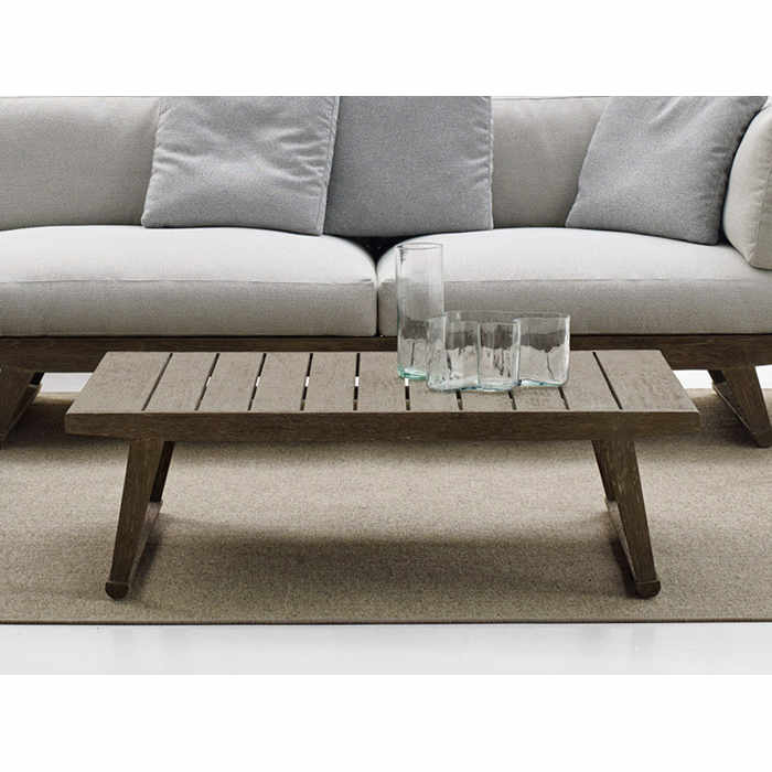 B&B Italia Gio Outdoor Coffee Table by Antonio Citterio