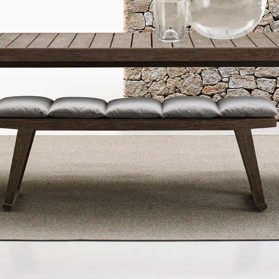 Gio Outdoor Bench