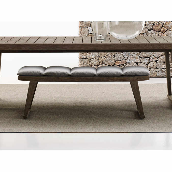 B&B Italia Gio Outdoor Bench by Antonio Citterio