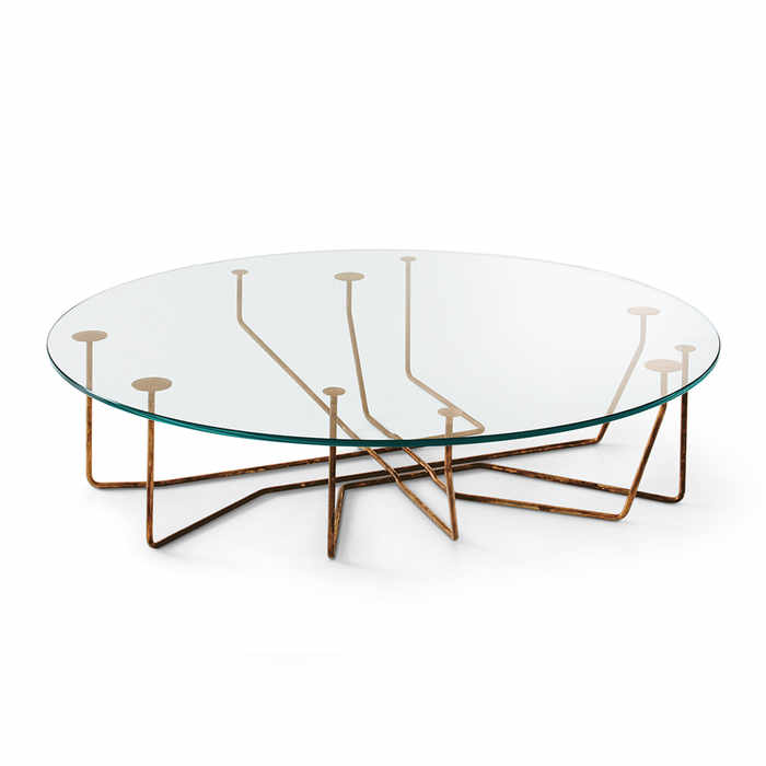 Gallotti & Radice Connection Coffee Table by Massimo Castagna