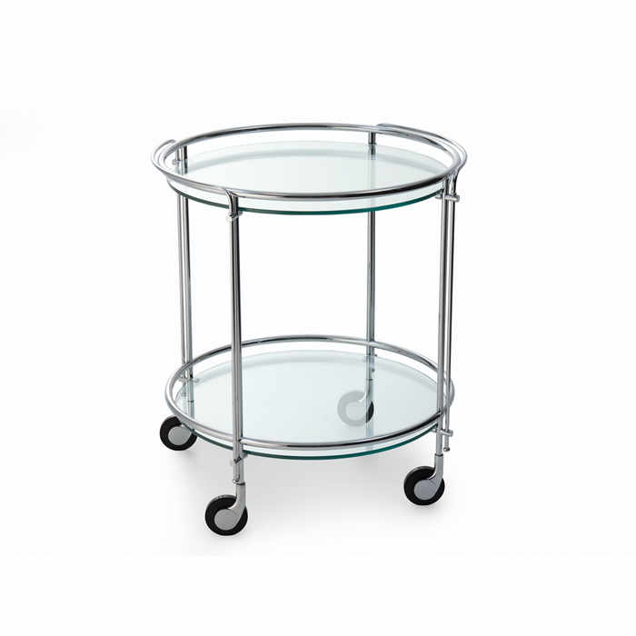 Gallotti & Radice Riki Bar Trolley by Pierangelo Gallotti