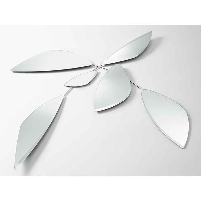 Gallotti & Radice Leaf Mirror by Ricardo Bello Dias