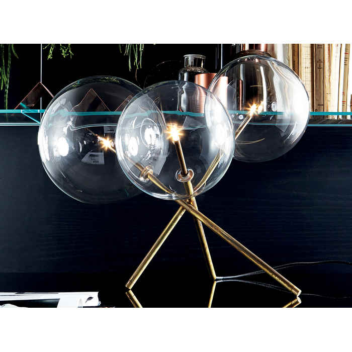 Gallotti & Radice Bolle 3 Table Lamp by Massimo Castagna