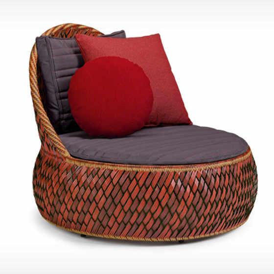 Dala Outdoor Lounge Chair