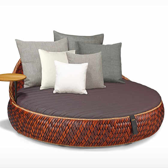 Dala Outdoor Loveseat