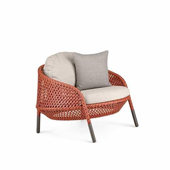 Ahnda Outdoor Lounge Chair