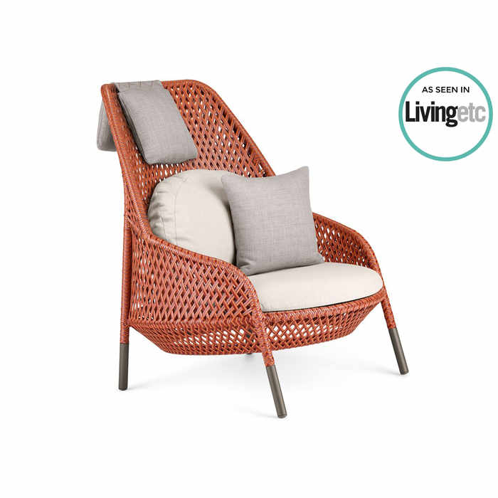 Ahnda Outdoor Wing Chair