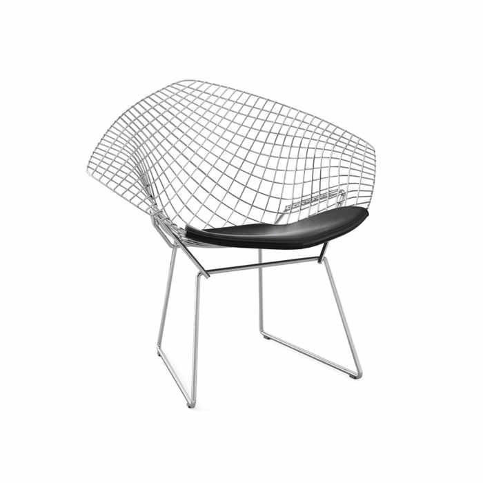 Knoll Bertoia Diamond Armchair by Harry Bertoia