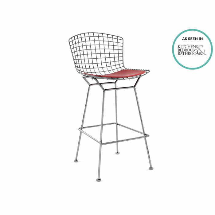 Knoll Bertoia Bar Stool by Harry Bertoia