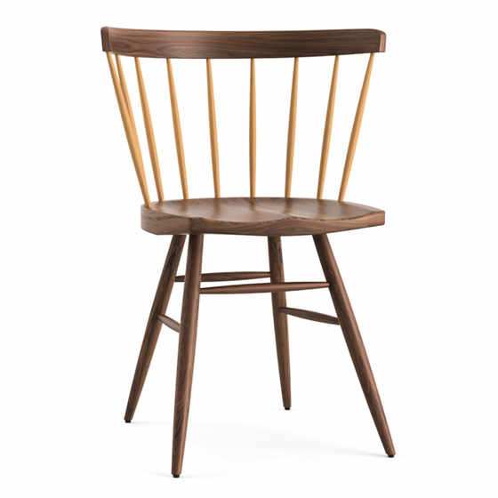 Straight Dining Chair