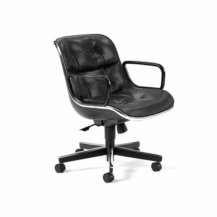 Knoll Pollock Office Executive Chair by Charles Pollock