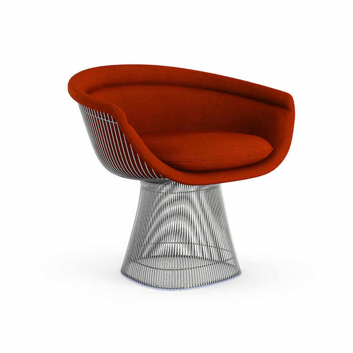 Knoll Platner Lounge Chair by Warren Platner