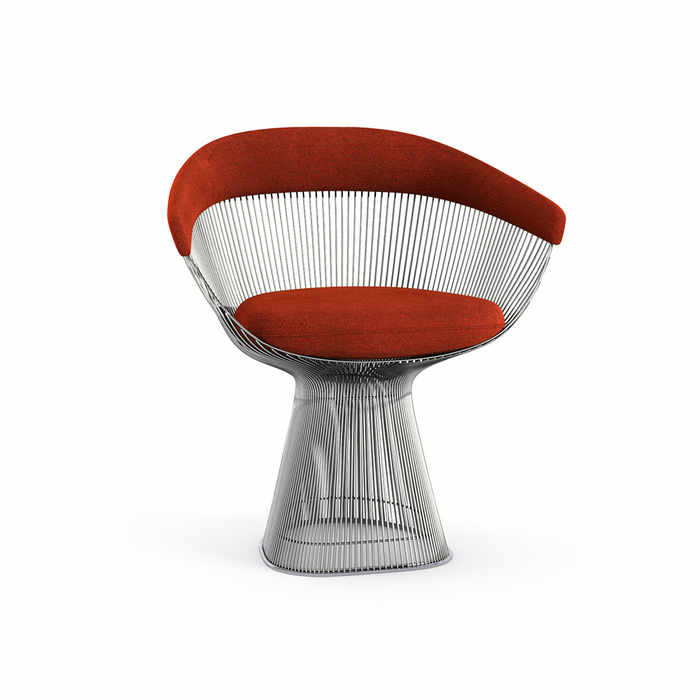 Knoll Platner Side chair by Warren Platner