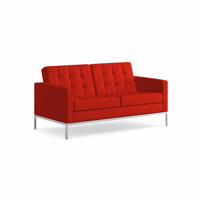 Knoll Florence Knoll Two Seater Sofa by Florence Knoll