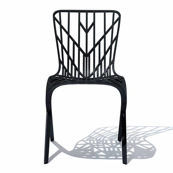 Washington Skeleton Chair - Painted Aluminium
