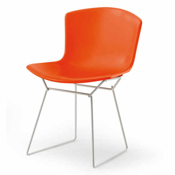 Bertoia Outdoor Plastic Side Chair