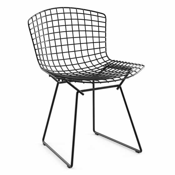 Bertoia Outdoor Side Chair
